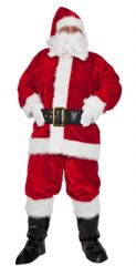 Men's Professional Santa Costume  (XM4568)